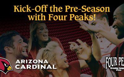 Four Peaks Kickoff to Football Sweepstakes