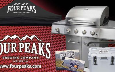 Four Peaks Tailgater of the Game Sweepstakes