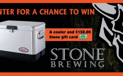 Stone Cooler Sweepstakes