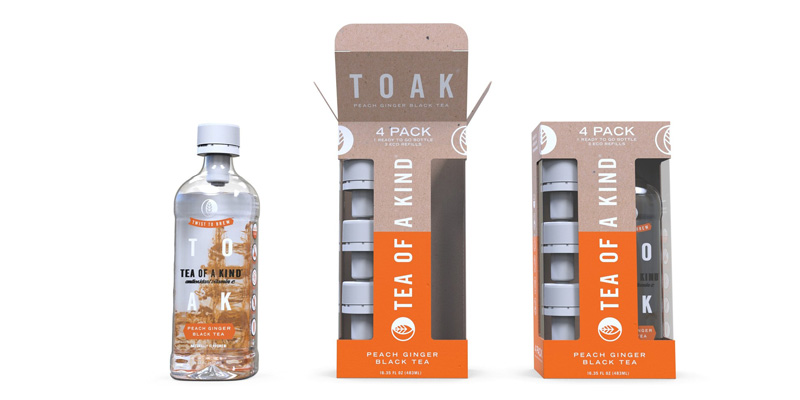Tea of a Kind Introduces Eco-Friendly 4-Pack