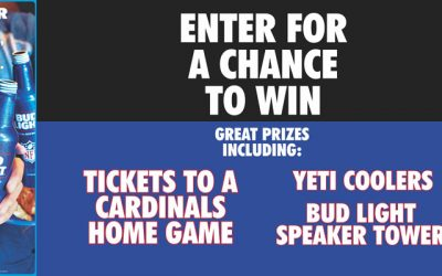 Bud Light Offense Sweepstakes
