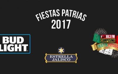 Bud Light Fiestas Patrias 2017 Sweepstakes