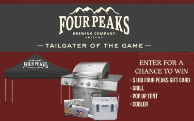 Four Peaks Tailgating Sweepstakes
