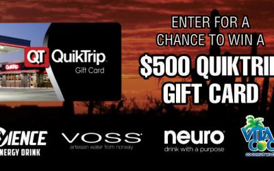 Xyience Voss Neuro Vita Coco Gift Card Sweepstakes