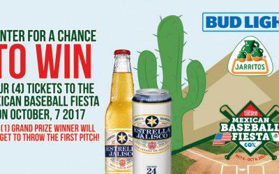 Bud Light Mexican Baseball Fiesta