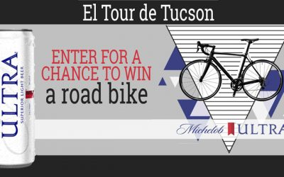 Michelob Ultra Road Bike Sweepstakes