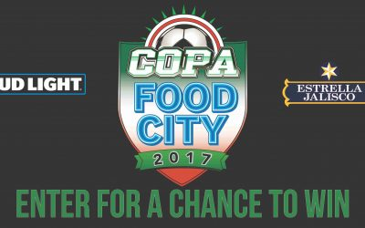 Bud Light Copa Sweepstakes