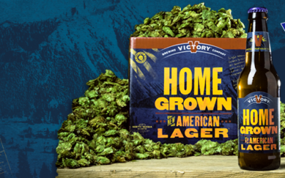 Victory Announces Special Release of Victory Home Grown New American Lager