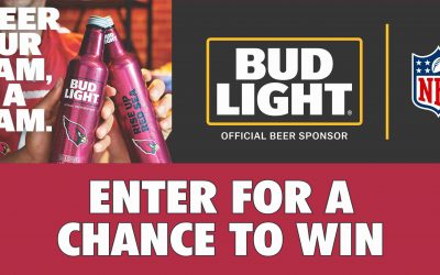 Bud Light Football Sweepstakes