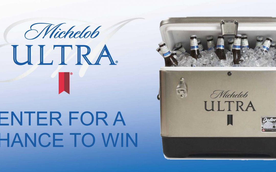 Michelob Ultra Ice Chest Sweepstakes