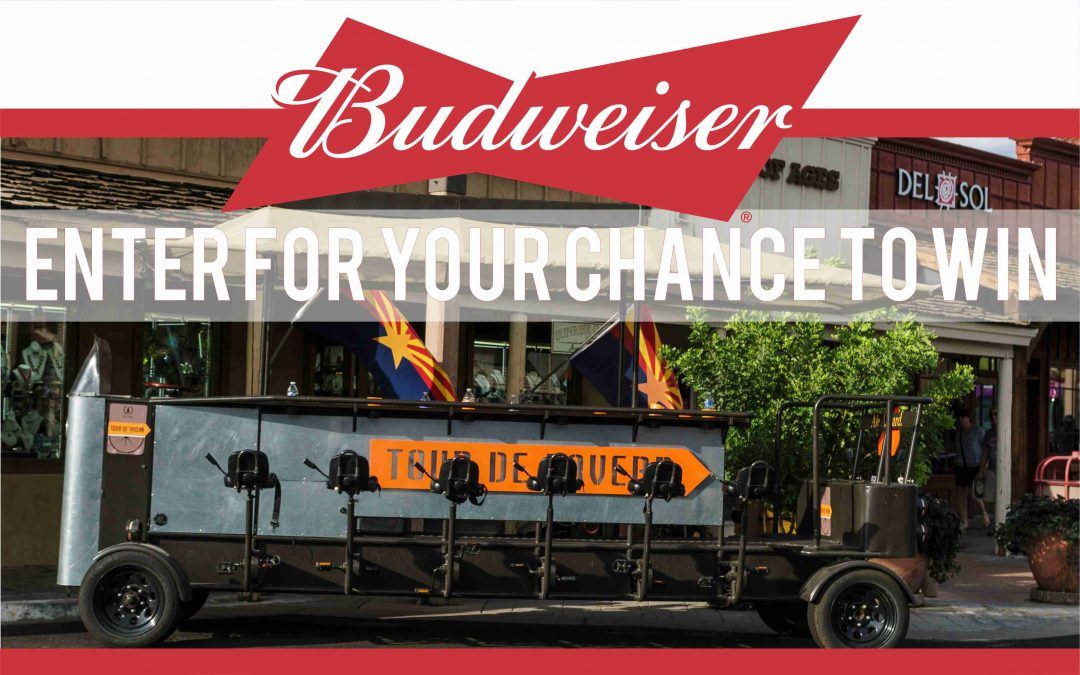Budweiser Tour de Tavern Sweepstakes