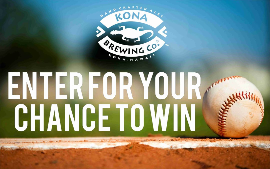 Kona Spring Training First Pitch Sweepstakes