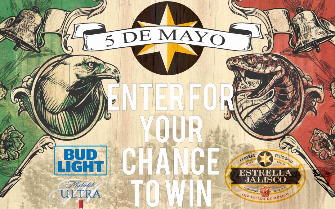 Bud Light Cinco Fiestas Sweepstakes