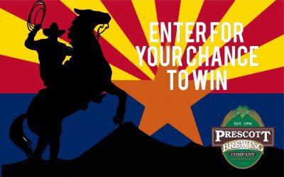 Prescott Rodeo Weekend Sweepstakes