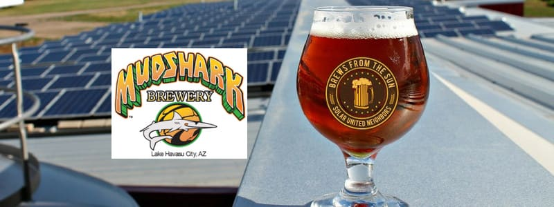 Mudshark Brewery Nominated as one of America's Favorite Solar Breweries