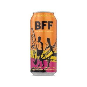 BFF single can