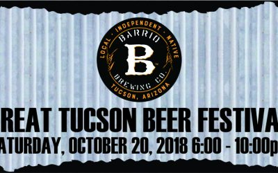 Barrio Great Tucson Beer Festival Getaway Sweepstakes