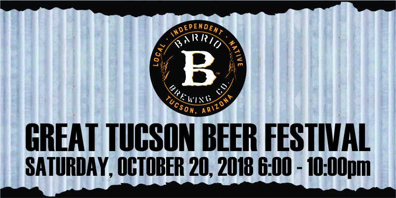 Barrio Great Tucson Beer Festival Getaway Sweepstakes