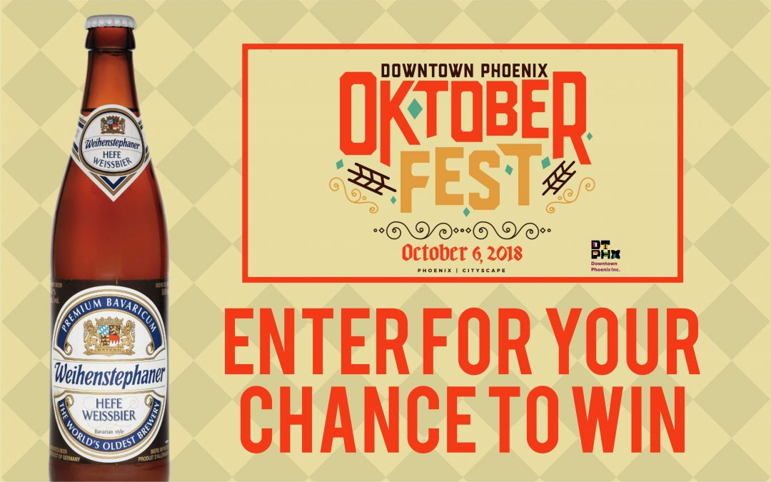 Downtown Oktoberfest Sweepstakes