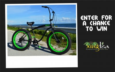 Xing Tea Bike Sweepstakes
