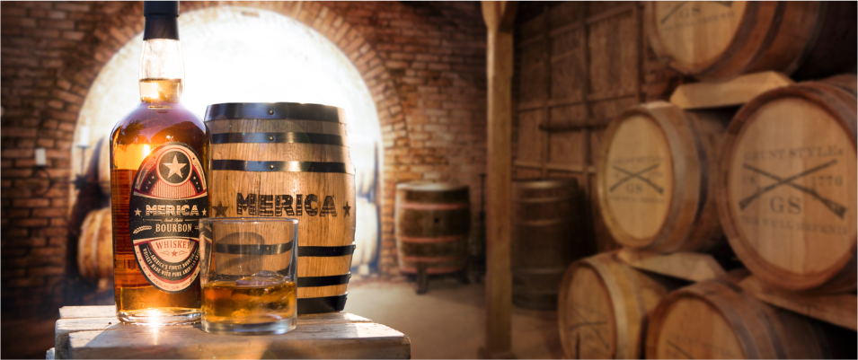 Hensley Announces Statewide Distribution of Merica Bourbon