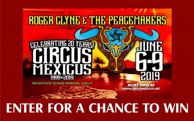 Circus Mexicus 2019 Sweepstakes
