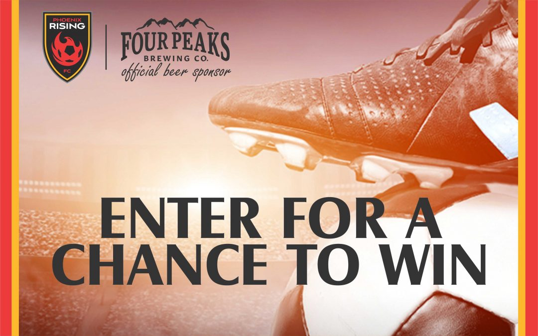 Four Peaks Soccer Experience Sweepstakes