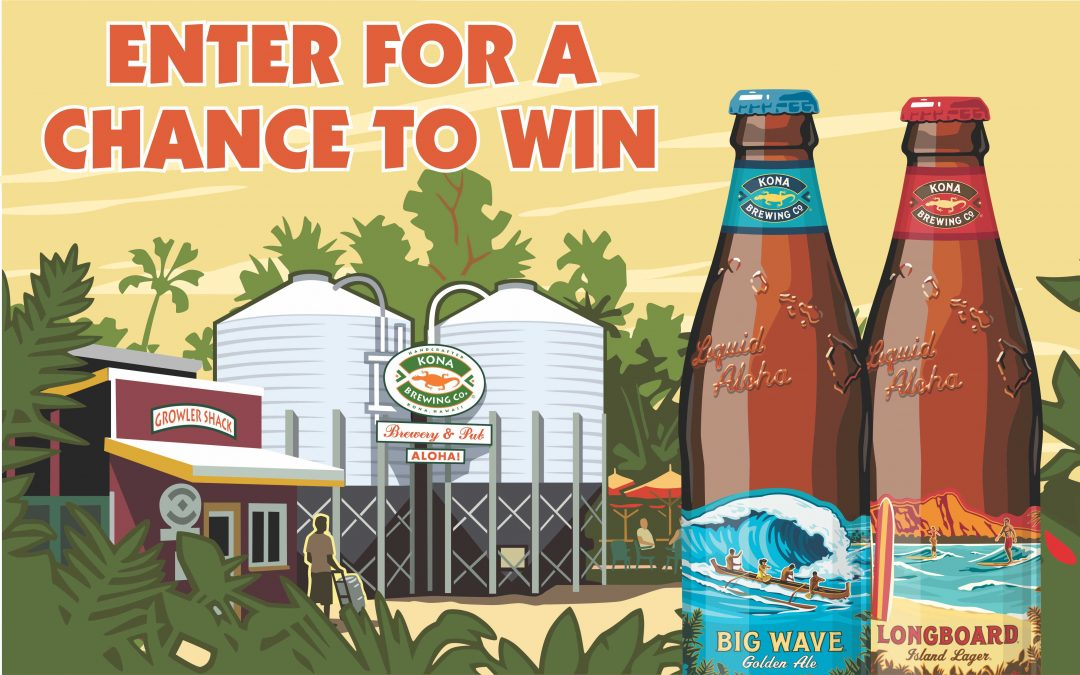 Kona Hawaii Trip Sweepstakes