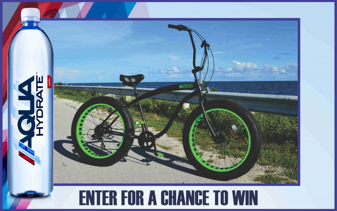 AQUAhydrate Bike Sweepstakes