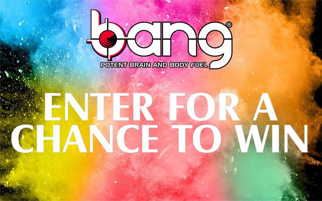 Bang Spring Window Sweepstakes