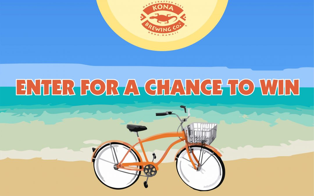 Kona Beach Cruiser Sweepstakes