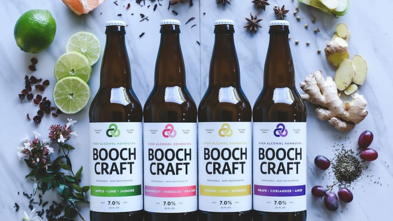 Boochcraft | The Guilt-Free Beer Alternative You've Been Waiting For