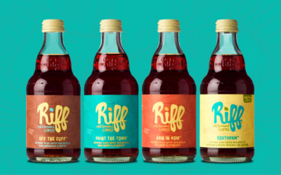 Riff Cold Brewed Partners with Hensley Beverage Company  to Launch Distribution Throughout  Arizona