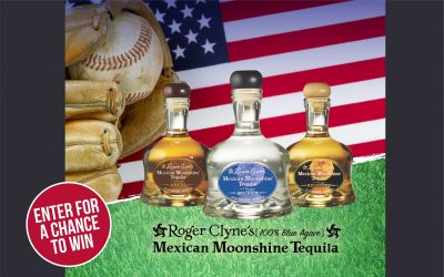 Roger Clyne Mexican Moonshine Tequila 2019 Baseball Sweepstakes