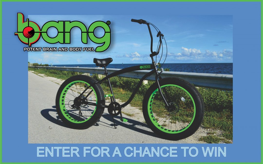 Bang Summer Bike Sweepstakes
