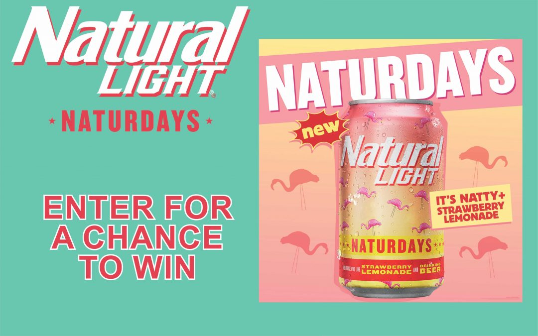 Natural Light Naturdays Fall Sweepstakes