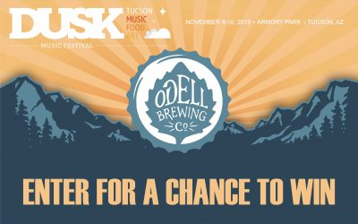 Odell DUSK 2019 Sweepstakes