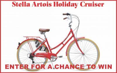 Stella Artois Cruiser Sweepstakes