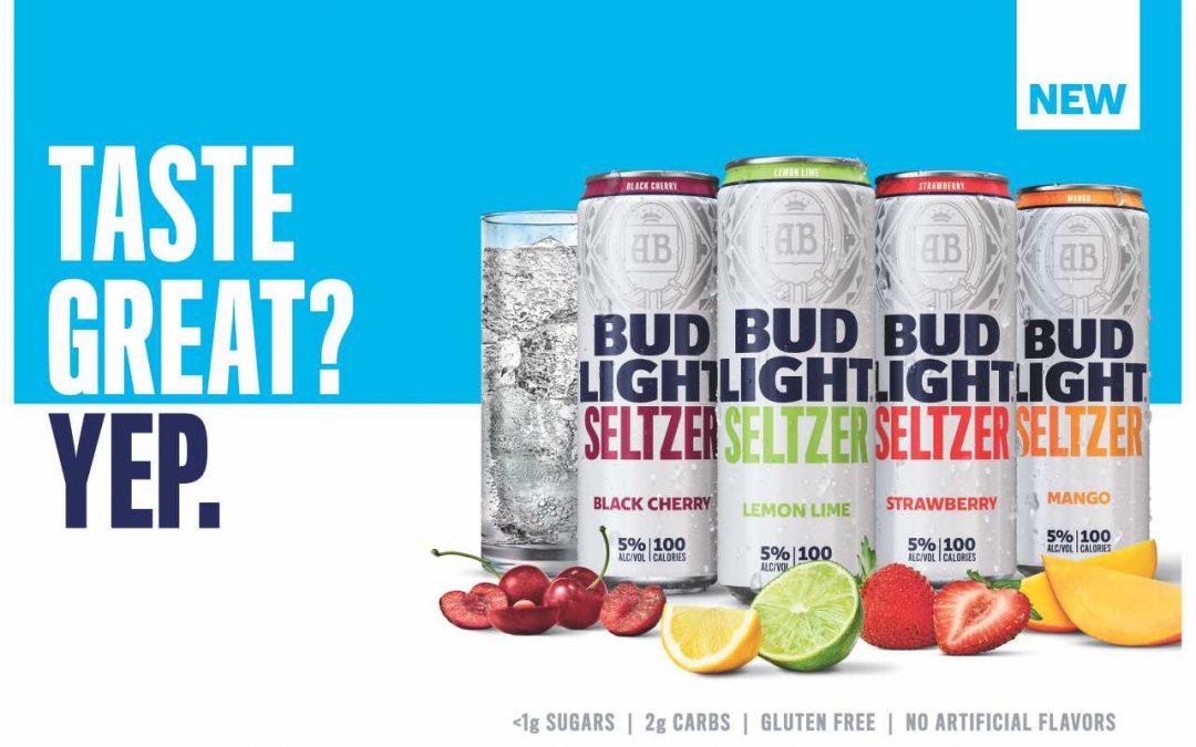 Bud Light Seltzer Header