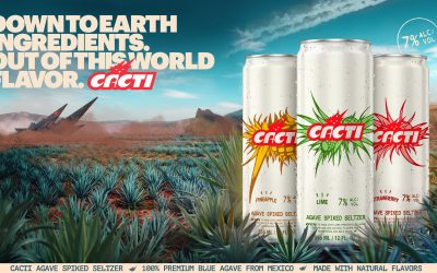 Cultural Icon Travis Scott Collaborates with Anheuser-Busch for a New Series of Spiked Seltzers