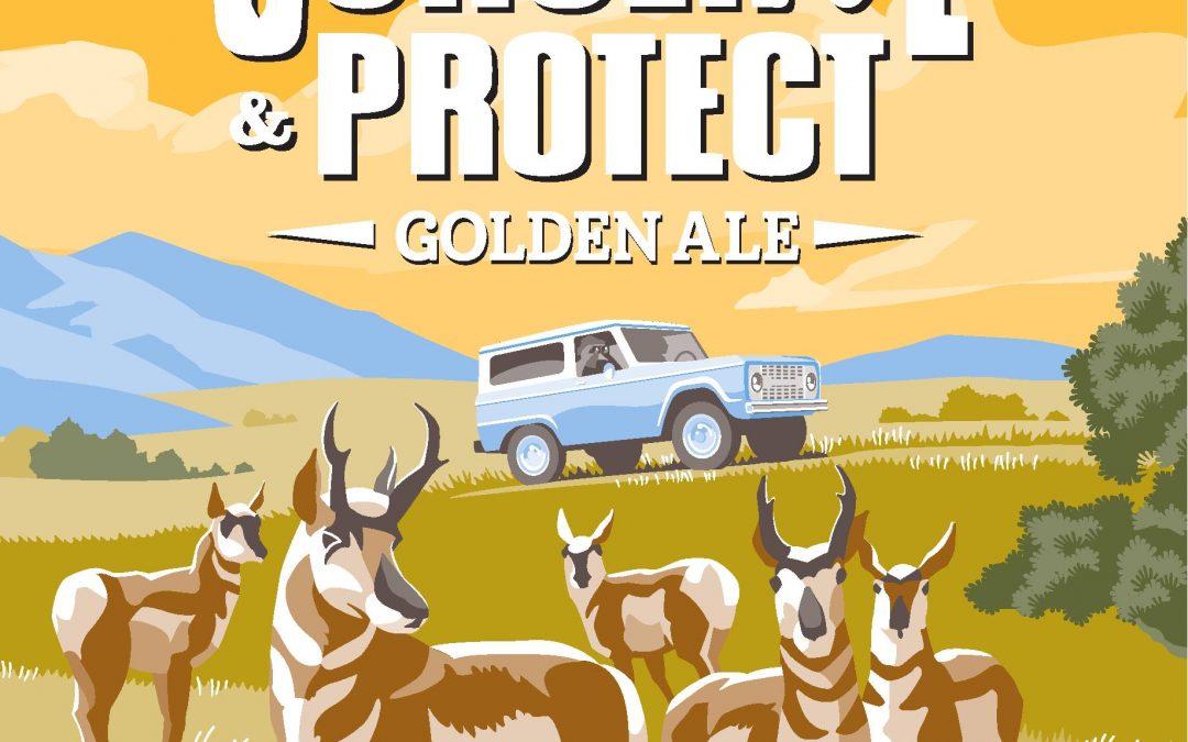 Conserve & Protect Golden Ale
