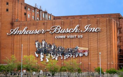 Let's Raise a Glass to Celebrate Anheuser-Busch's Industry-Leading Environmental Efforts