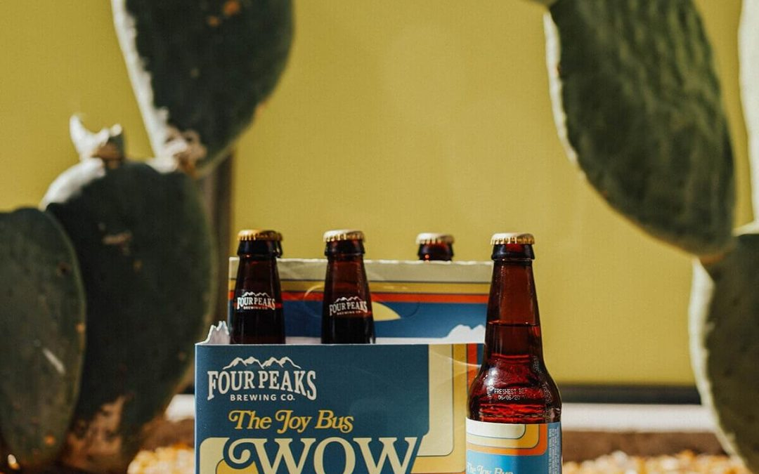 Introducing WOW Wheat by Four Peaks
